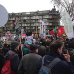 Massive turnout in South London at March for Homes #MarchForHomes http://t.co/dcbV2yJ1i4