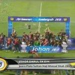 Congrats JDT! #PialaSumbangsih2015 http://t.co/i0rG7pcvyJ