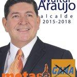 Hoy tenemos Concejos Plurales, por lo que tu voto cuenta!! Votar por GANA es votar por Walter Araujo!! @alertux http://t.co/2fE5pYnPY0