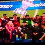 Bersama para pemain JDT meraikan kemenangan #PialaSumbangsih2015 !Tahniah JDT! http://t.co/U5pUZPthvj