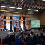 Opening van ontdekdespoorzone.nl in Kennismakerij. Alle informatie over @Spoorzone013 op één website. @bibliotheekmb http://t.co/qBtbm1b60L