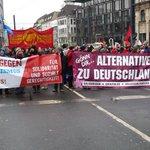 Bremen geht gegen Rassismus, Intoleranz und AfD auf die Straße #nopegida #gegenrassismus http://t.co/6T8HixZWyj