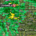 Good morning, Oklahoma! How about some good, soaking RAIN today? I like it too. Rain is moving NE this morning. #okwx http://t.co/aJiTRBjqsc
