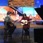 Were continuing to try new things in 2015 on #GMCW @newschannelnine - this week, music! @JonColston @Musicinstruct http://t.co/Dy5BASKjk7