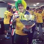Champions of Asia ⚽️???? #asiancup #proudaussie #australia #champions #ac2015 #gosocceroos #believe http://t.co/pYooLqBhIE