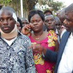 ODM senatorial candidate Moses Kajwang' injured in Homabay funeral http://t.co/qfn5Xpj1jI http://t.co/BSZmOGgLKT