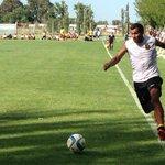 A los 37 siguen empatando 1 a 1 Olimpo con Brown de Puerto Madryn. http://t.co/9I8PKLyJPS