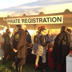 Something youll only see in #Tampa -- Pirate Registration! Great pic by @WTSPAngela. #GASPARILLA2015 http://t.co/VLHDUJcMf1