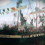 A tradition unlike any other. #Gasparilla http://t.co/lLCECtDlMZ