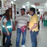 """Preparativos del hosp. Eduardo Arredondo para jornada Nal de vacunacion en @Valledupar """"Te la ponemos facil"""" http://t.co/VPTsbEun7K"""
