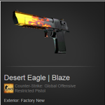 OK, Deagle Blaze giveaway as promised. Follow & RT, winner chosen tomorrow morning! http://t.co/QZmC5a9pa2