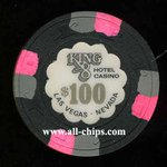 #LasVegasCasinoChip of the Day is a $100 King 8 Casino you can get here http://t.co/VU7lk3nQnQ #CasinoChip #LasVegas http://t.co/VblHT6u9l2