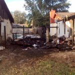 FIRE: earlier this morning, structure fire, Canoga Park Dr in Bloomingdale, no injuries, photo by @HillsFireRescue http://t.co/RqXuvkGDgt