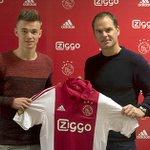 Ajax heeft overeenstemming bereikt met Daley Sinkgraven en sc Heerenveen. #welkomDaley. http://t.co/UnwDAmtsN4