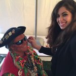 The glamorous side if being a @GasparTampa #pirate! #makeup #wtsp http://t.co/HY4fxw35s9