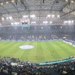 Gleich hat das Warten ein Ende... ⚽️ #S04H96 #H96 #NiemalsAllein #Bundesliga #Matchday http://t.co/6KGPbgIrZ0