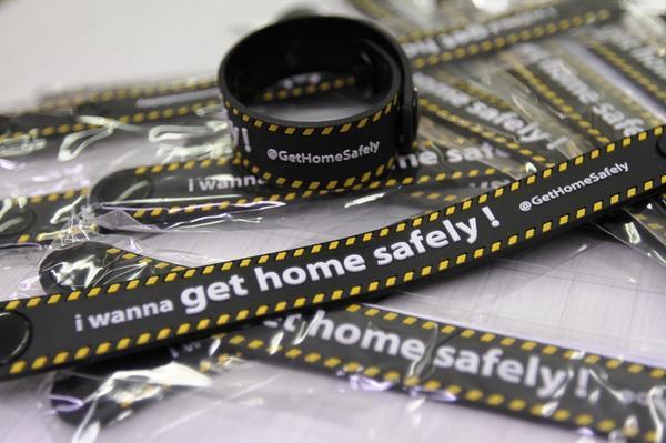 Safers, yuk, bilang ke diri sendiri dan keluarga tercinta tiap hari dan tiap saat: Let's Get Home Safely !  ^_^ http://t.co/c7LuH6pzRZ