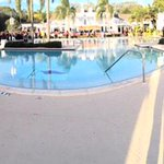 Panoramic view of the #GASPARILLA2015 festivities this morning at the Tampa Yacht & Country Club. #wtsp http://t.co/14DyuIs79Y