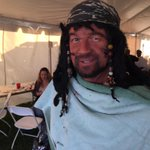 Coming out of makeup for #GASPARILLA2015 @GasparTampa #WTSP http://t.co/xOx5jzn1p4