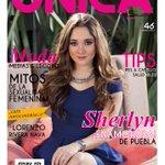 @sherlyny es una mujer #ÚNICA enamorada de #Puebla Conoce su trabajo y sueños en la edición no. 46 #SoyÚNICA http://t.co/WuHemKzogq