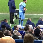 Frank Lampard comes on for #mcfc against #CFC at Stamford Bridge... @br_uk http://t.co/xWhw0ZQzAH