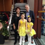 Thank you @FredEisenberger for joining our Chinese New Year celebration #HamOnt Year of the Sheep http://t.co/B7E5tQkQuB