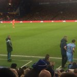 Probably not quite what Mourinho had in mind when he thought Lampard was off to New York #cfc #mcfc http://t.co/WDUVrtPmPq