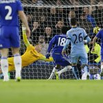 FULL-TIME: @ChelseaFC 1-1 Man City. #CFCvMCFC http://t.co/0bX7oZiRdQ