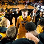 Photos from todays @IowaHoops game vs. Wisconsin (by Bill Adams). http://t.co/1FnFMzQSjR
