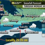Update to storm totals. If you have any #SuperBowl plans tomorrow, plan accordingly: http://t.co/MKaHKClVfR #onstorm http://t.co/IhGkZWz3VH