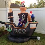 My pirate ship is ready to go. #GASPARILLA2015 @WFLA http://t.co/HIhgOISNv6