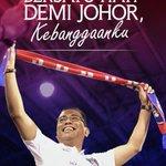 Bangsa Johor bersatu demi kejayaan . proud to be Johorean @khalednordin http://t.co/sAKoVolT5E