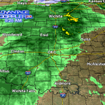9:28AM: Light rain falling all across central and western Oklahoma. #rainisagoodthing #okwx http://t.co/TH6Z8RuJJh