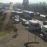 @Sintesisweb Choque en autopista altura de puente de Xonacatepec provoca tráfico lento. Se sugiere tener precaución. http://t.co/gd3uhESNk9