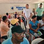 Alc @FredysSocarrasR ha gestionado 35 empleos temporales para igual Nro de mujeres de flias vulnerables de #Badillo http://t.co/ZLmKAV3vr1