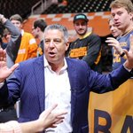 My heart cant take this. ???? RT @rockytopinsider: Bruce Pearl making his way through Tennessee's student section. http://t.co/zwcm0EiHWL