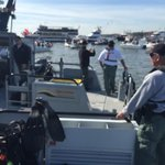 The @HCSOSheriff boat is under fire... by BEADS!!!! watch out!!!!! @GasparTampa #wtsp @LarryMcHCSO http://t.co/kkHx4l0I2s