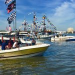 Best way to celebrate #GASPARILLA2015 ... On the WATER!!!! @GasparTampa #wtsp http://t.co/xZ26vRkRWL