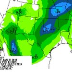 Widespread, cold rain today in Oklahoma. Enjoy it, complain about it...doesnt matter, its happening. #okwx http://t.co/Bfq7ZIsRVS