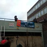 """""""@justanotherpleb: Two #evicted council flats now #occupied more being opened as this is written. http://t.co/SGZ6ivbHXL"""" #MarchForHomes"""