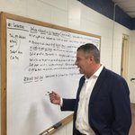 """@GoodmanESPN: Bruce Pearl in visitors locker room in return to Tennessee. Noon. ESPN2. http://t.co/kGFuhMg8HL"" @UTCoachTyndall #Welcome"