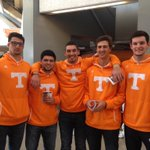 #OneTennessee: @Vol_Baseball just arrived at @Vol_Hoops! Come by & see us! #GoVols http://t.co/G7u5jLwDcu
