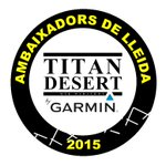 Ambaixadors de #Lleida a la @TitanDesert . Gràcies als patrocinadors i col·laboradors. http://t.co/HCr89RZA4i http://t.co/CC9gIdAb0Q