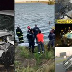 Al menos 10 muertos en las últimas horas en rutas bonaerenses, 3 de ellos en nuestra región. http://t.co/sHEA5sajSt http://t.co/oJBErTmhKK
