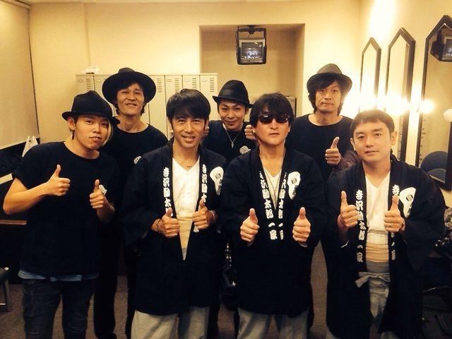 改めてありがとうございました。寺沢勘太郎一家またやりたいね。 http://t.co/LTSXl7G7ub