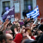 Thousands join left-wing Podemos rally in Spain echoing unrest in Greece - watch http://t.co/ZzL16t4olq #c4news http://t.co/EMkKj0LOz2