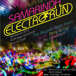 SAMARINDA ELECTRO RUN 2015 [Sabtu 28 Feb 2015] Tiket: @SmrElectroRun Pin: 523C55EF Hp: 081253392444 085393333800 http://t.co/Z9AMPr5YsM
