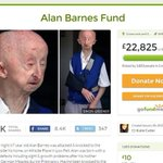 Over £100,000 raised for disabled pensioner who was attacked outside his home http://t.co/ngPqZkEgyj http://t.co/ZAxOuTk84L