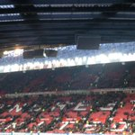 Old Trafford in 70th minute, embarrassing. #mufc #lcfc http://t.co/DdtIzLnLyr