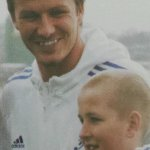 Rumours have it @hkane28 taught David Beckham everything he knows. #THFC http://t.co/Qwl9QUyheh